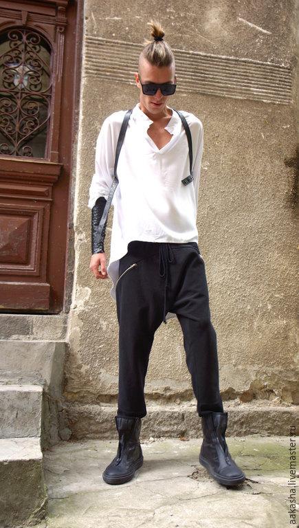 Модные брюки унисекс