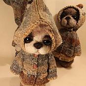 Куклы и игрушки ручной работы. Ярмарка Мастеров - ручная работа мишка Мотя (панда!). Handmade.