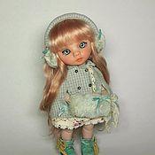 Шарнирная кукла ручной работы. Ярмарка Мастеров - ручная работа Мэй фулсет. Handmade.