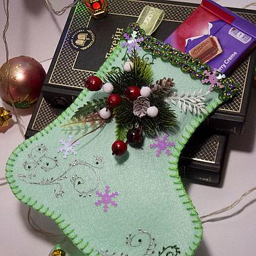 Мешочки для подарков: шоколадница