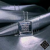 "handmade. Livemaster - original item Protection from evil eye - Talisman Naksh "" La-Sharir"". Handmade."