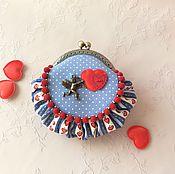 Сумки и аксессуары handmade. Livemaster - original item Purse Cupid. Handmade.