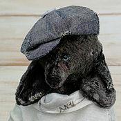 Куклы и игрушки handmade. Livemaster - original item Dog Teddy 18 cm. Handmade.