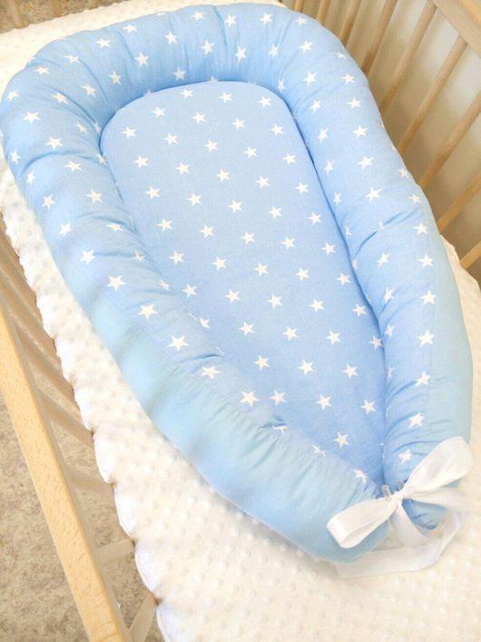 Для новорожденных, ручной работы. Ярмарка Мастеров - ручная работа. Купить Babynest  кокон гнездышко для новорожденных. Handmade. Беременность, гнездышко