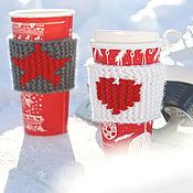 Открытки handmade. Livemaster - original item Sweater for the Cup