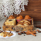 Для дома и интерьера handmade. Livemaster - original item Bread-plate of the country