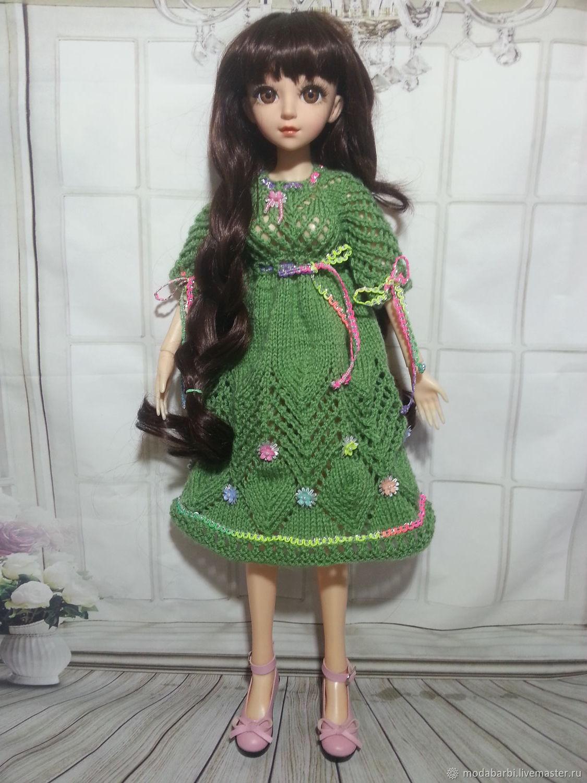 """Платье """"Весна """", Одежда для кукол, Самара,  Фото №1"""