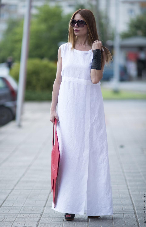 Купить Платье Из Льна В Интернет Магазине