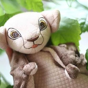 Для дома и интерьера ручной работы. Ярмарка Мастеров - ручная работа Детская подушка. Handmade.