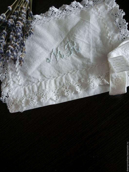 Винтажная одежда и аксессуары. Ярмарка Мастеров - ручная работа. Купить Старинный маленький конверт для мелочей. Handmade. Саше, конверт для мелочей