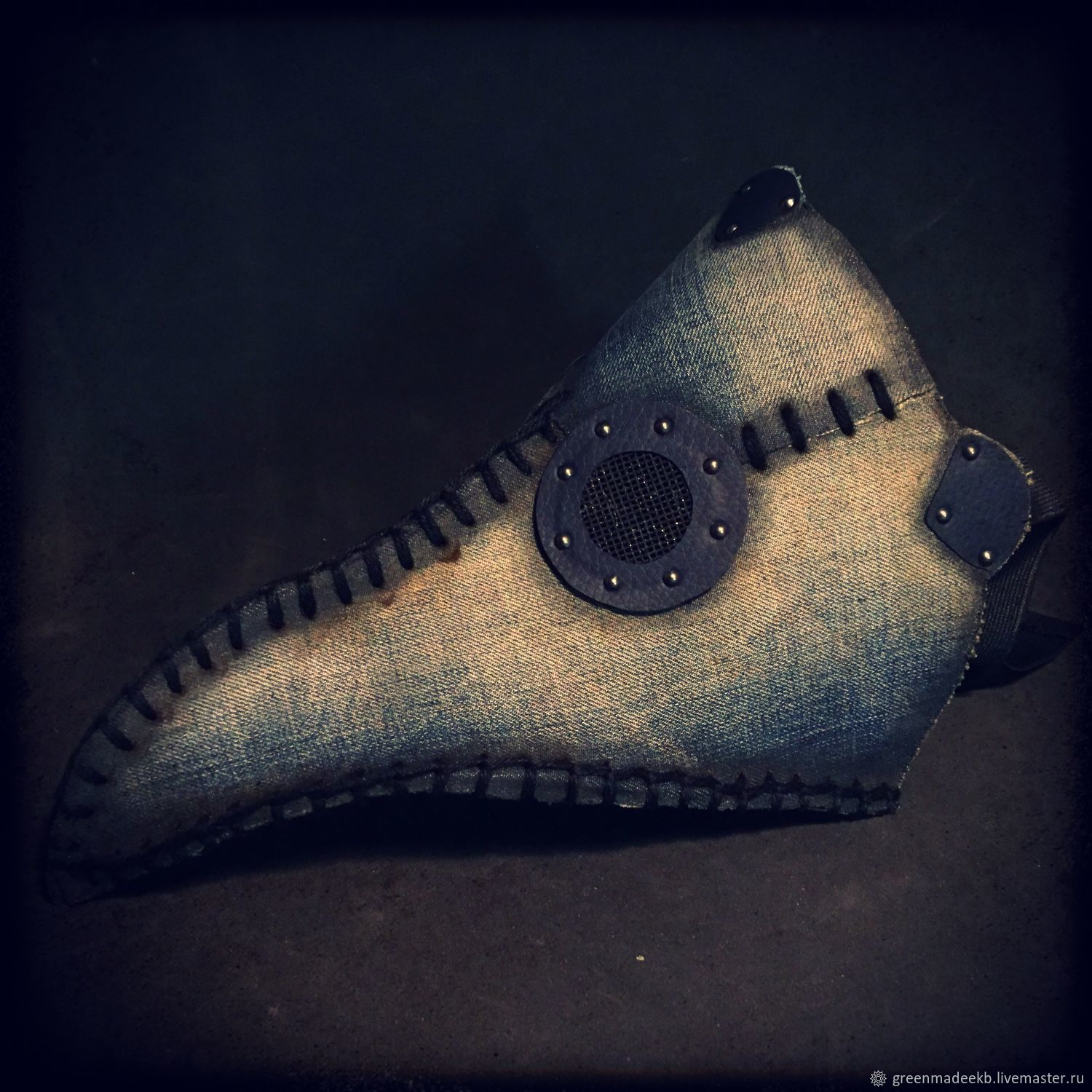 The mask of the Plague doctor jeans, Character masks, Ekaterinburg,  Фото №1