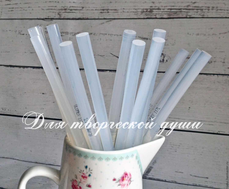 Клей для термопистолета 11 мм, Клеи, Москва,  Фото №1