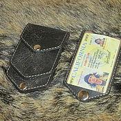 Сумки и аксессуары handmade. Livemaster - original item Copy of Eldorado1969.  Wallet and Baitholder. Handmade.