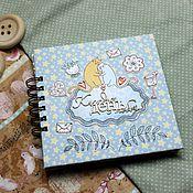 Канцелярские товары handmade. Livemaster - original item The notebook