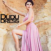 Одежда ручной работы. Ярмарка Мастеров - ручная работа Комплект юбка+топ пыльная роза. Handmade.