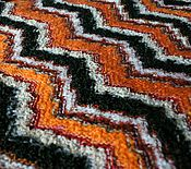 Материалы для творчества handmade. Livemaster - original item Luxury overcoat fabric Missoni. Handmade.