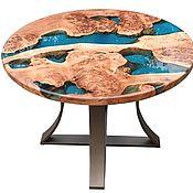 Для дома и интерьера handmade. Livemaster - original item TABLES: Dining table