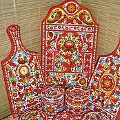 Наборы ручной работы. Ярмарка Мастеров - ручная работа Декоративные разделочные доски. Handmade.