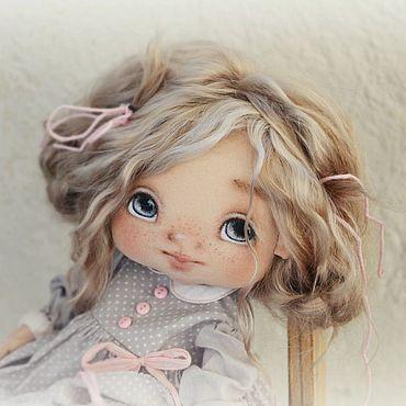 Куклы и игрушки ручной работы. Ярмарка Мастеров - ручная работа Куклы: Софья. Handmade.