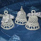 Подарки к праздникам ручной работы. Ярмарка Мастеров - ручная работа колокольчики. Handmade.