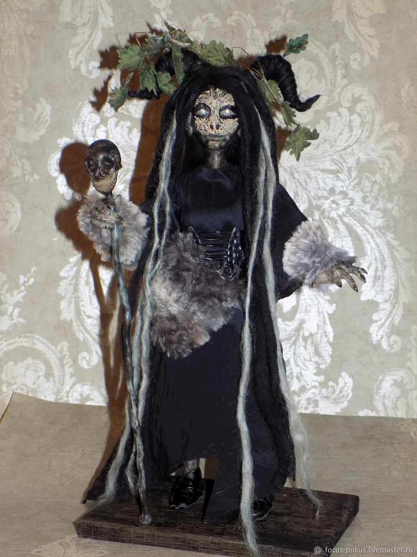 Ведьма, Epic Witch, кукла, кукла по косплай, Куклы и пупсы, Алматы,  Фото №1