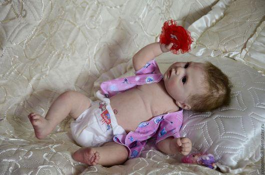 Куклы-младенцы и reborn ручной работы. Ярмарка Мастеров - ручная работа. Купить Кукла реборн Индра. Handmade. Кукла реборн