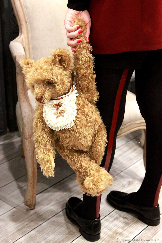 Cristmas teddy bear Oscar, Teddy Bears, Vladikavkaz,  Фото №1