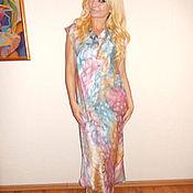 Одежда ручной работы. Ярмарка Мастеров - ручная работа платье-Жемчужное. Handmade.