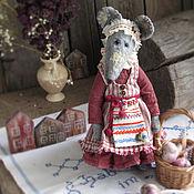 Dolls handmade. Livemaster - original item Catarina. Ratty-Teddy.. Handmade.