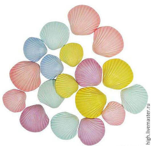 Набор пуговиц Favorite Findings Shells, арт. 206