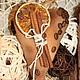 Подарки для влюбленных ручной работы. Кофейные сердечки мужские. Наталья Давыдова (wondershandmade). Ярмарка Мастеров. Подарок мужчине, кофеное сердечко