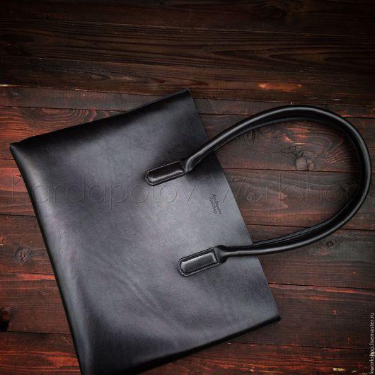 Женские сумки ручной работы. Ярмарка Мастеров - ручная работа. Купить Tote bag 105. Handmade. Черный, шопер