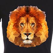 Одежда handmade. Livemaster - original item T-shirt with hand-painted