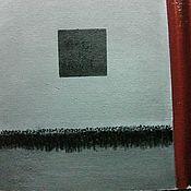 Картины ручной работы. Ярмарка Мастеров - ручная работа Ожидание   Казимира.... Handmade.
