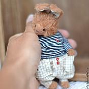 Куклы и игрушки ручной работы. Ярмарка Мастеров - ручная работа Little Ben (11cm). Handmade.