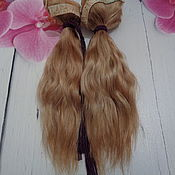 Куклы Reborn ручной работы. Ярмарка Мастеров - ручная работа Куклы Reborn: Волосы для кукол. Handmade.