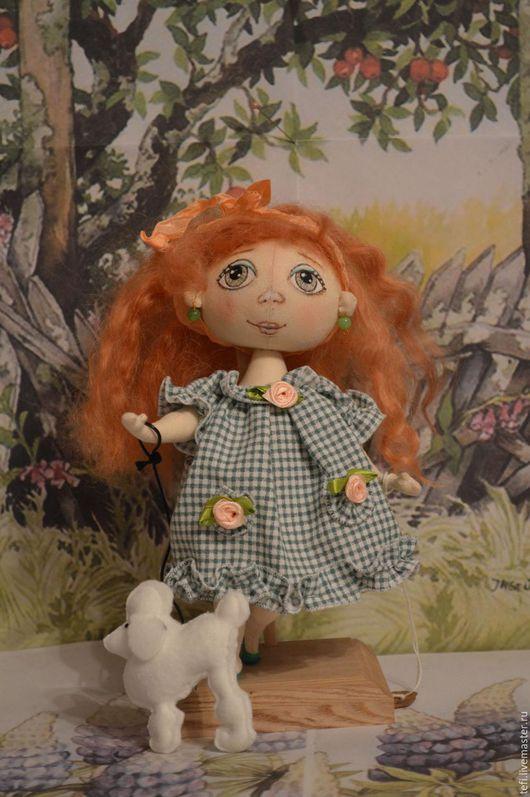 Куклы тыквоголовки ручной работы. Ярмарка Мастеров - ручная работа. Купить Кукла ручной работы. Handmade. Кукла на заказ