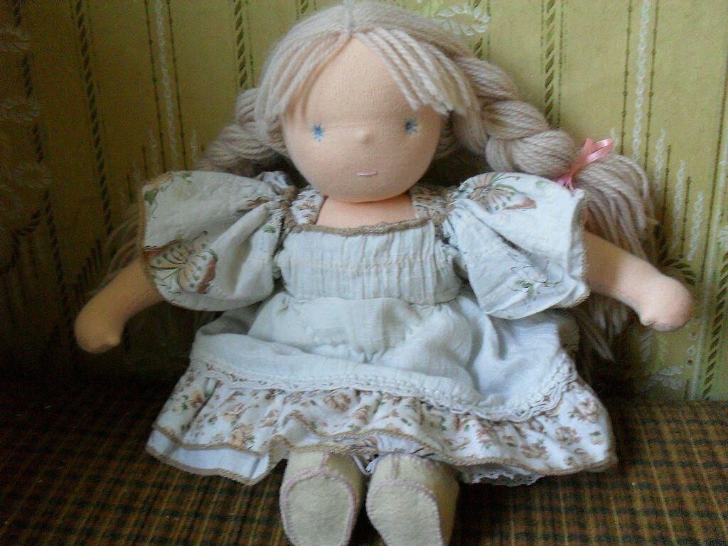 Вальдорфская кукла, Вальдорфская игрушка, Санкт-Петербург, Фото №1