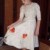 Одежда ручной работы. Ярмарка Мастеров - ручная работа Платье для Полины. Handmade.