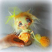 Куклы и игрушки ручной работы. Ярмарка Мастеров - ручная работа Решено! Буду цыпленком!). Handmade.