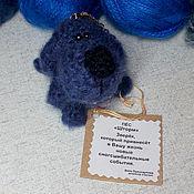 """Куклы и игрушки ручной работы. Ярмарка Мастеров - ручная работа Мягкая игрушка """"Пёс """"Шторм"""".. Handmade."""