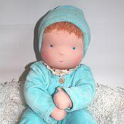 Куклы и игрушки ручной работы. Ярмарка Мастеров - ручная работа Младенец - мальчик. Handmade.