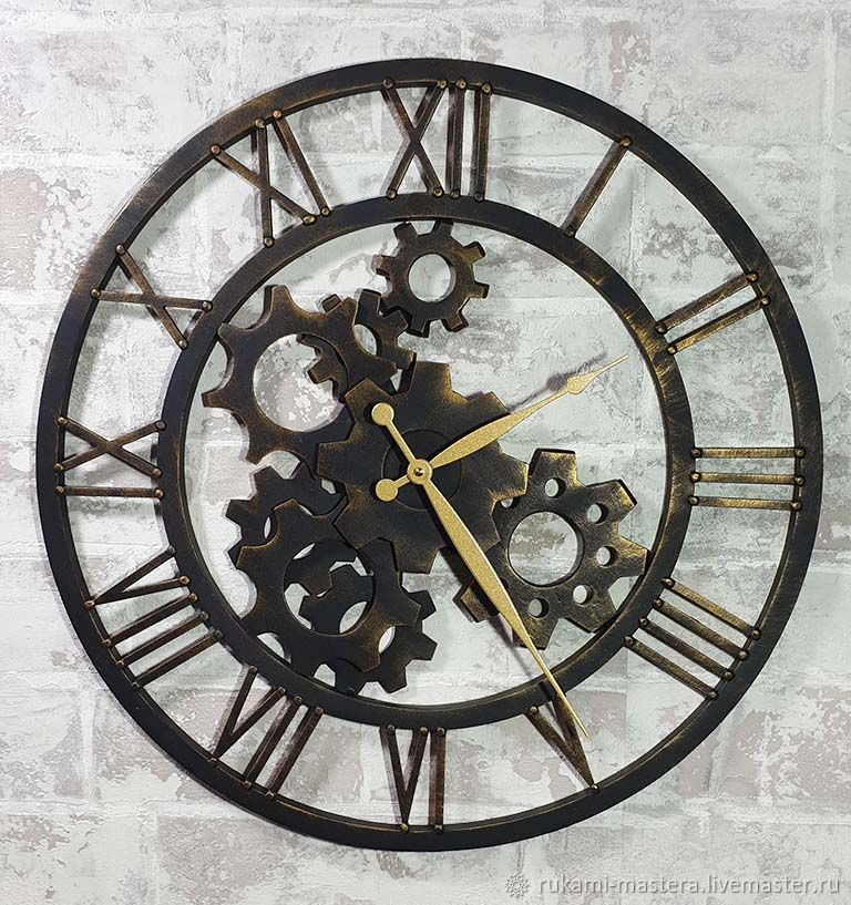 кованные, Часы классические, Москва,  Фото №1