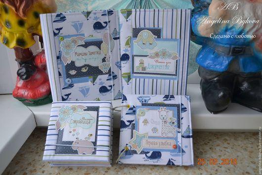 Подарки для новорожденных, ручной работы. Ярмарка Мастеров - ручная работа. Купить Большой комплект для малыша. Handmade. Мамины сокровища, сокровища