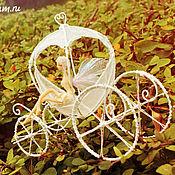 Куклы и игрушки ручной работы. Ярмарка Мастеров - ручная работа Фея парящих садов. Handmade.