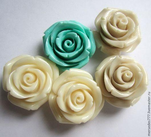 Для украшений ручной работы. Ярмарка Мастеров - ручная работа. Купить Цветы декоративные ( в ассортименте). Handmade. Бусины цветы