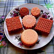 """Мыло ручной работы. Ярмарка Мастеров - ручная работа Сувенирное мыло """" Печенье"""". Handmade."""