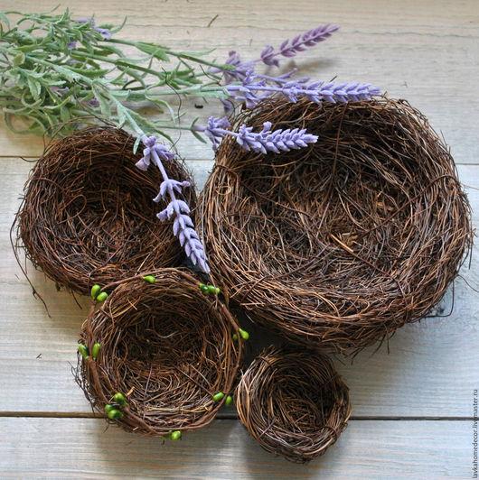 Гнездо из веток, 5 размеров