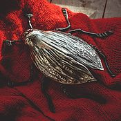 Статуэтка ручной работы. Ярмарка Мастеров - ручная работа Кованый жук. Handmade.