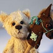 Куклы и игрушки ручной работы. Ярмарка Мастеров - ручная работа Мишаня. Handmade.